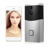 2Mp 1080P Full HD Newest IP Battery Operated Wifi Door Bell Video Doorbell with Camera