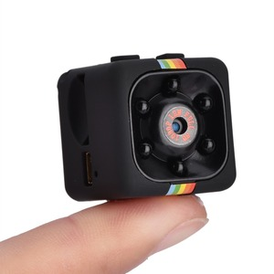 Drop shipping SQ11 Mini DV HD 1080P 2MP Sport Recorder Camera with Holder, Support Monitor Detection IR