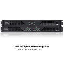 M4800 CLASS D Digital dsp DJ Digital power amplifier subwoofer Class-D Speaker PRO Audio digital power amplifier