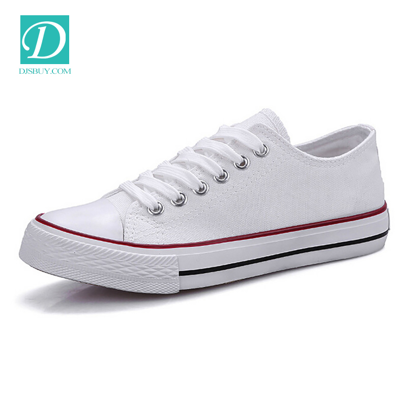 Ladies Flat Canvas Casual Shoes Sport Shoes And Sneakers