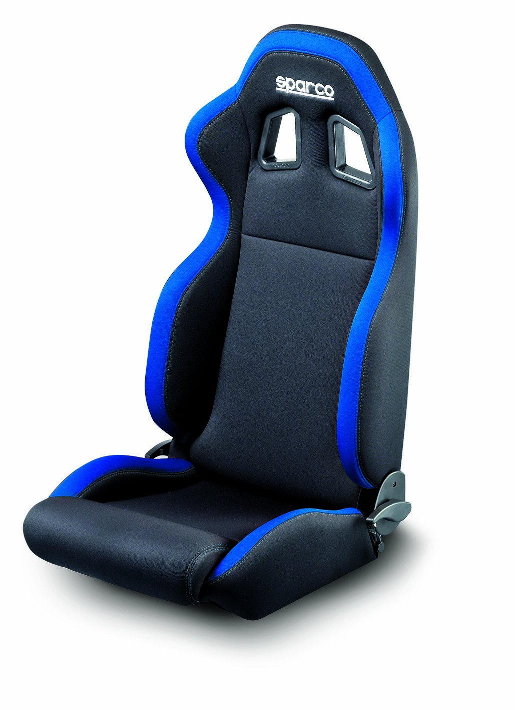 Get Quotations Sparco R100 Black Blue Seat
