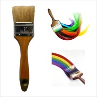 (951) Wooden handle pure bristles 2'' high quality 50.80mm paint brush