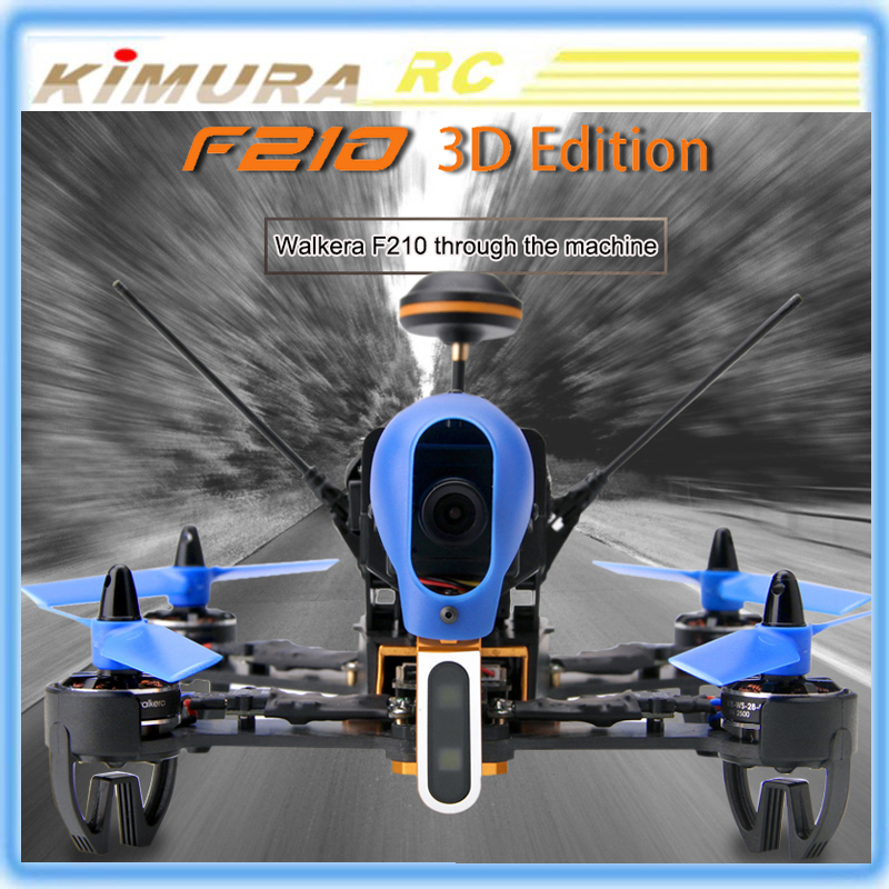 FPV Racing drone Walkera F210 3D Edition with HD camera RTF RC Professional racer helicopter