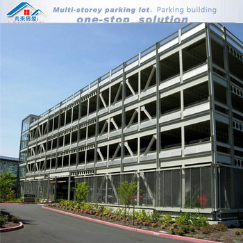 Multi-storey parking lotParking building