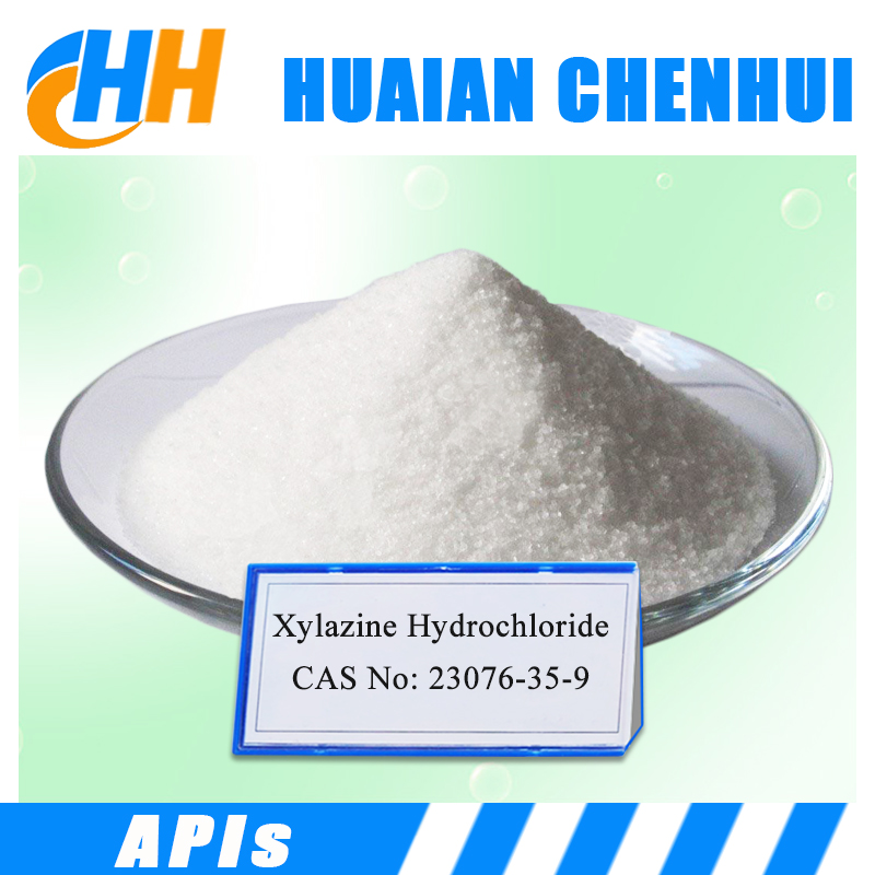 Analgesic Drugs / Xylazine Hydrochloride / CAS: 23076-35-9