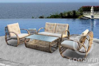Gw3258set Klassisches Design Garten Schätze Kunststoff Bambus Gartenmöbel  Sitzgruppe - Buy Kunststoff Bambus Sitzgruppe Gartenmöbel China,Klassiker  ...