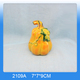 High Quality ceramic pumpkin decoration,ceramic pumpkin ornament