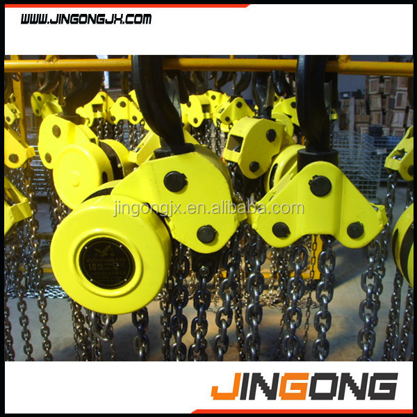 High level HSZ Series hand chain pulley block/ hoists with low price on sell