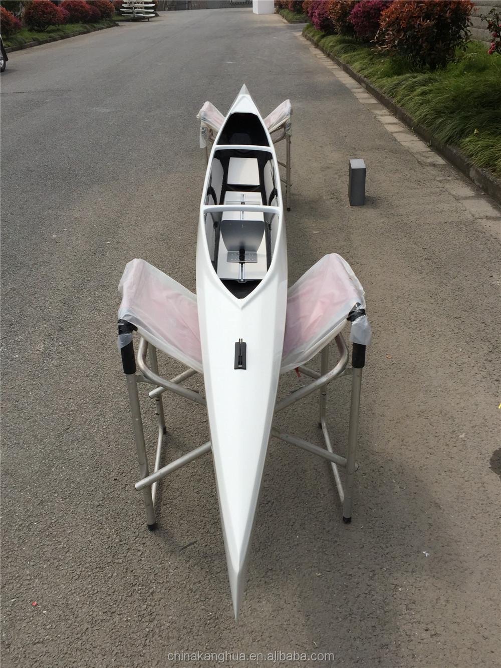 hot sale Lightweight racing carbon/fiberglass200m/500m/1000m C1 canoe /  80-85 kg grade A+ sigle canoe, View c1 canoe, kanghua Product Details from