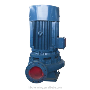 ISG High Lift End Suction Monobloc Pumps