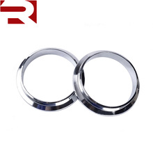 "2.5"" 3.0"" Mild Steel V-band Turbo Pipe Male and Female Flange"
