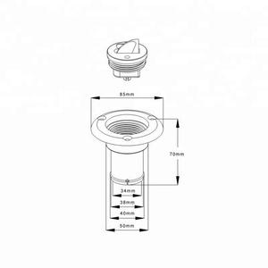 Sintex Water Tank Autocad Drawing