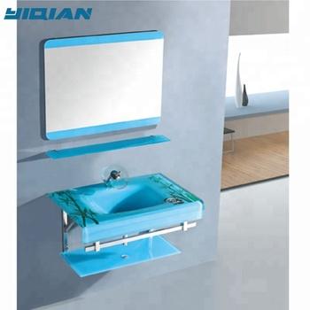 Vessel Sink Vanity Base Stainless Steel Frame Bathroom Vanity