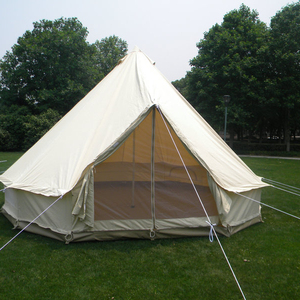 Canvas 100% Cotton wall used canvas tents for sale