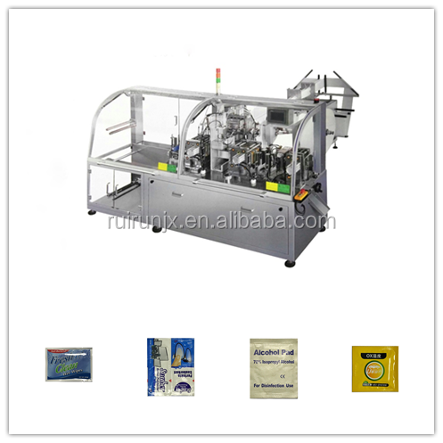 Good Quality wet tissue machine baby wipes making machine with great price