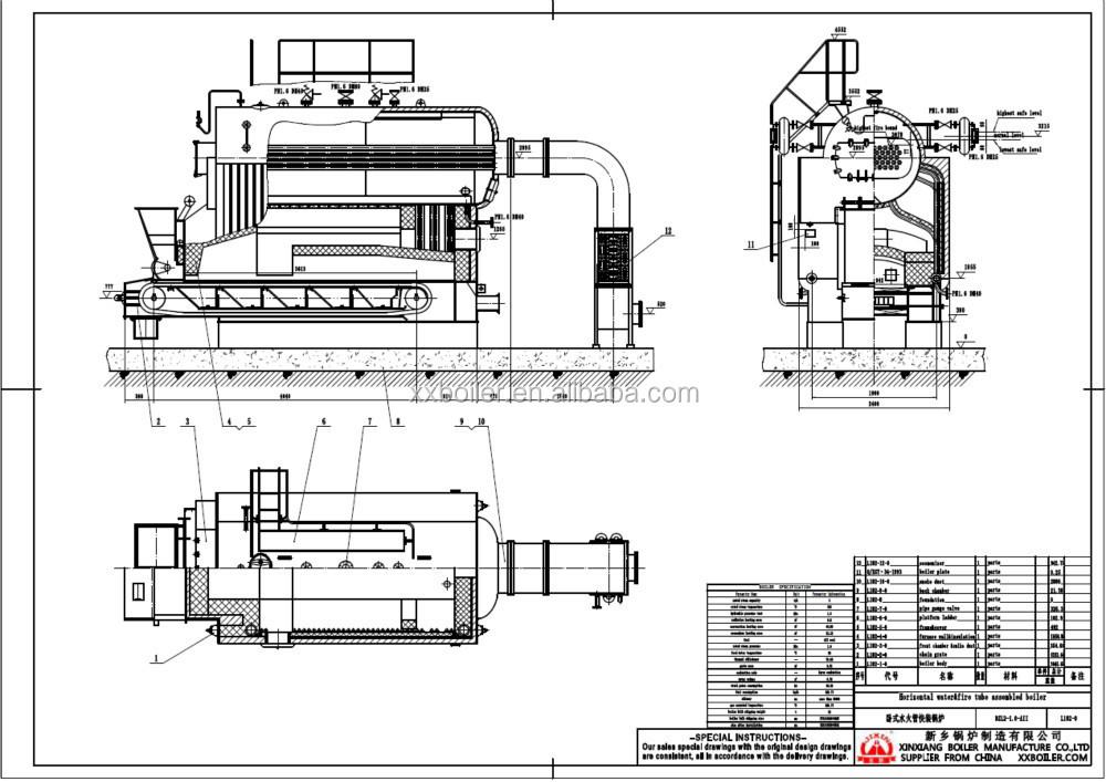 low pressure steam boiler piping diagram
