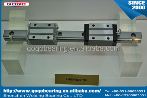 High precision low price and hot sale on Alibaba HMG 65A linear guide
