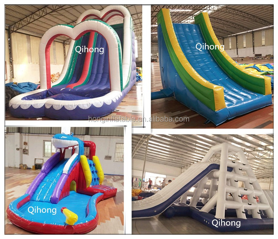 Commercial inflatable fiberglass water slide prices used - Used swimming pool slides for sale ...