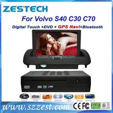 ZESTECH Car Auto Multimedia DVD Player car dvd bluetooth for Volvo S40 C30 C70 with dvd bluetooth radio gps