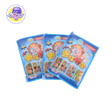 intelligent custom cartoon jigsaw puzzle with popping candy
