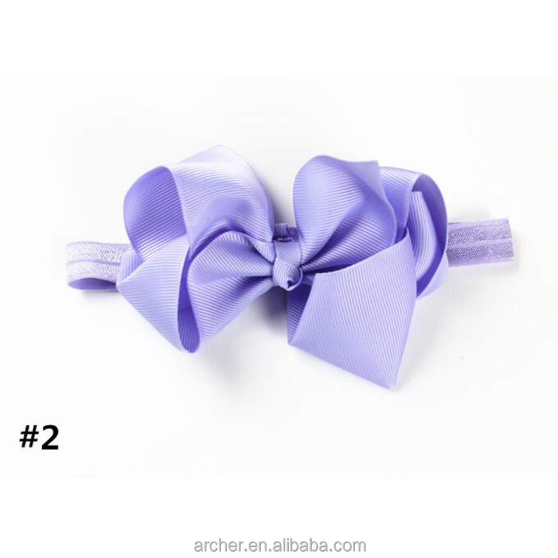 Wholesale children hair accessories Bowknot 11 colors for choice HA-1041