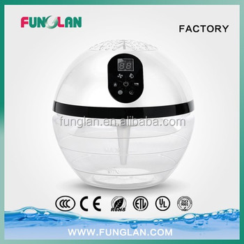 oem office water air purifier vacuum cleaner led light wood air