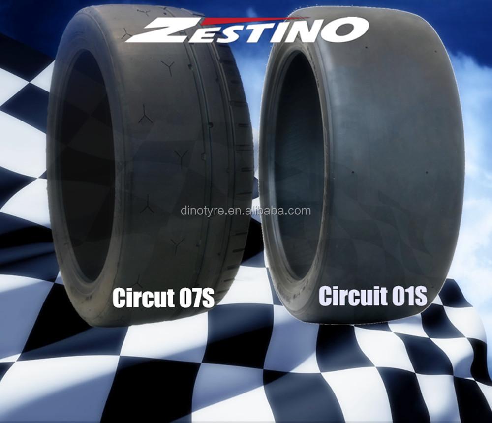 Zestino Slick Tyre 275/35r18 Pro Race Use