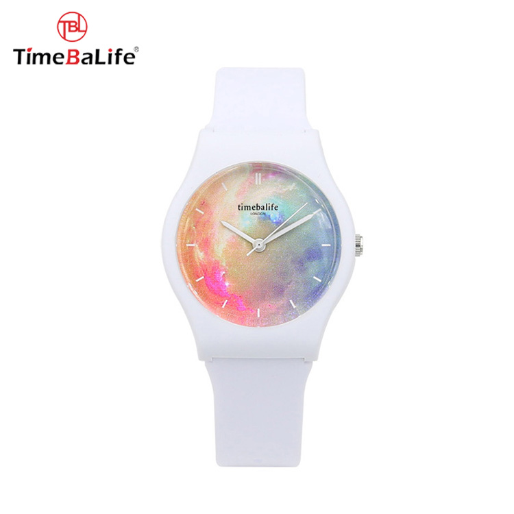 Shenzhen 2018 Wholesale Colorized Fancy Cheap Silicone Watch For Kids