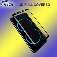 Full Cover Screen Protector, 3D 0.26mm Mobile Phone Used Tempered Glass Screen Protector For S8/