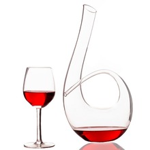 6 Shape Wine Decanter,red wine decanter,Perfect Birthday Gift for Men or Women - Unique Gifts for Him or Her