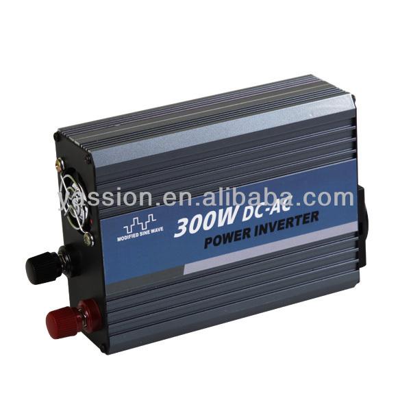 Professionelle herstellung 300W 12v 110v 24vdc 220vac geändert rein sinus solar power inverter