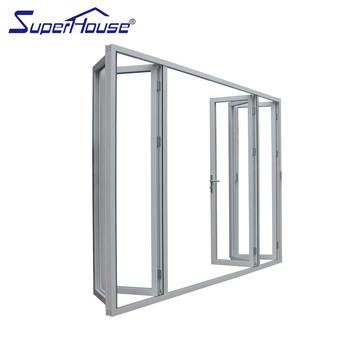 Folding Bathtub Shower Door Accordion Doors Bathroom With ...