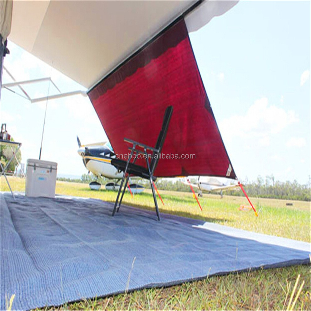 Virgin hdpe material balcony waterproof outdoor floor for Balcony covering nets