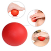 Hot Selling rubber material hard Lacrosse Ball