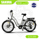 latest lithium battery 36v 250w city bicycle