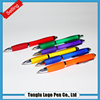 Hot selling fashion plastic ball pen promotional advertising ball pen