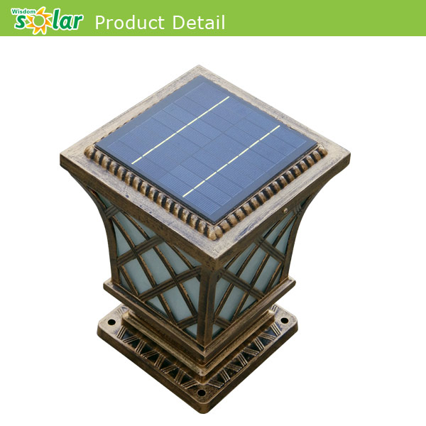 New Solar Lights China Ce 4w Solar Led Garden Lighting With Solar ...