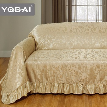 Traditional Soft Sofa Cover Design With Certificate