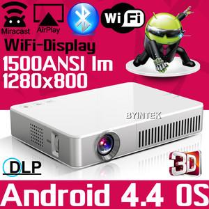 Best Quality 3D Cinima1500ANSI HD 1080P Android Wifi DLNA Miracast DLP 2D to 3D HDMI VGA USB SD Pocket LED Mini Projector beamer