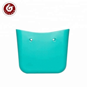 Cheap factory wholesale semi-finished o bag rubber beach bag silicone tote bag bodies