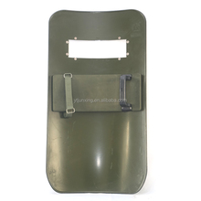 Army Green tactical plastic riot shield
