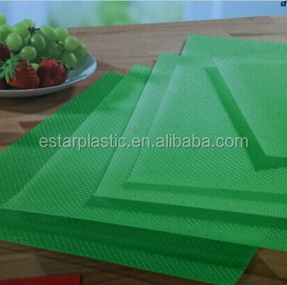 Eco-friendly Anti-bacteria EVA fridge mat in different color