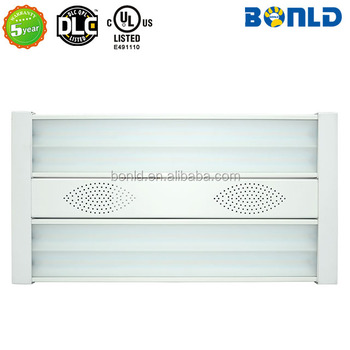 Aluminum Alloy Lamp Body Material 160W Led Linear High Bay For Warehouse Light