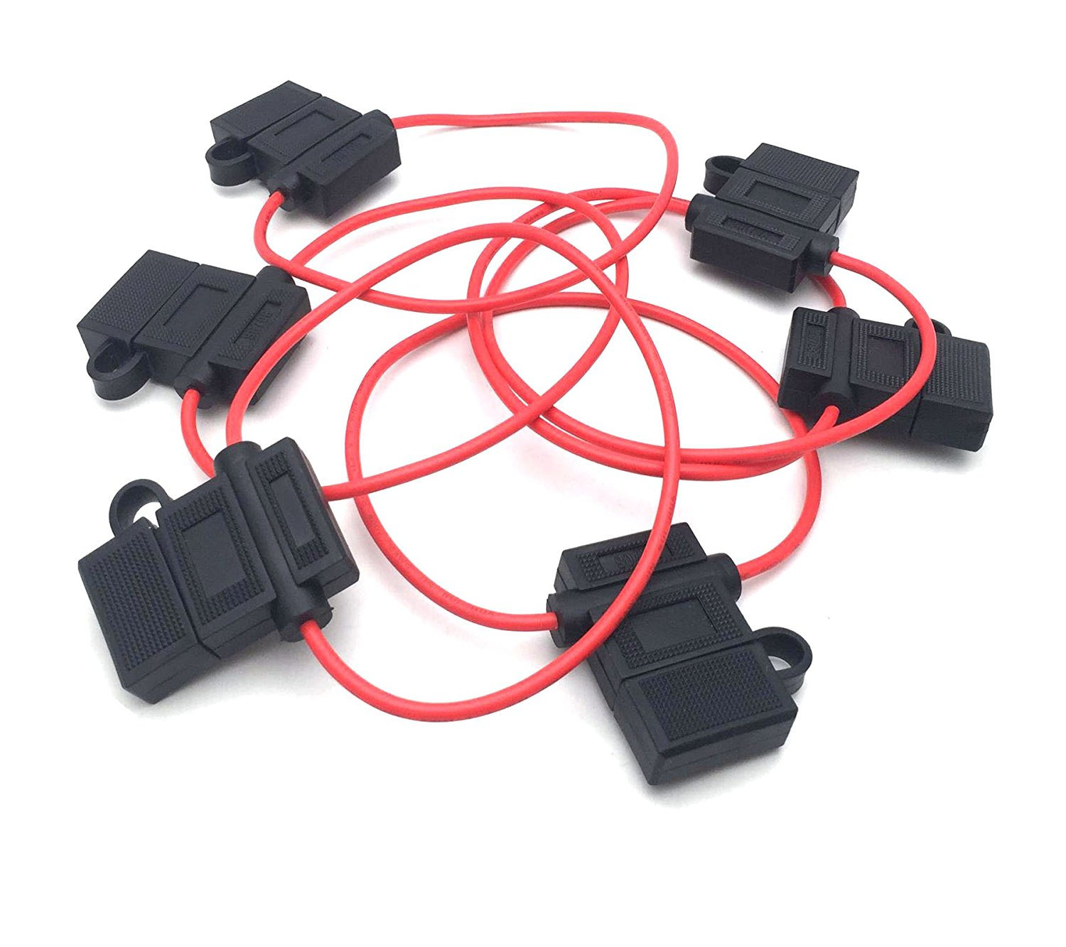 Cheap Ato Fuse Panel Find Deals On Line At Alibabacom Waterproof Wiring Harness Get Quotations Antrader Atc 16 Awg Automotive Holder With Cover 6pcs