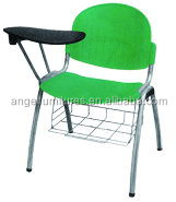 High potency low price training room chair with writing pad