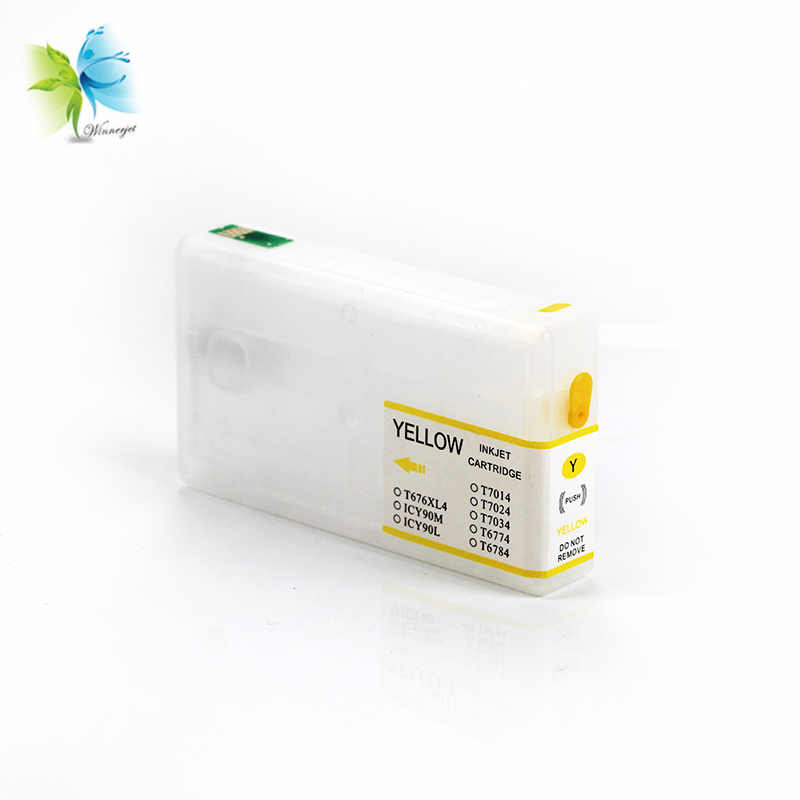 refill ink cartridge for EPSON Workforce PRO WP-4011 WP-4091 WP-4511 WP-4521 WP-4531 WP-4022 WP-4092 WP-4532 WP-4592