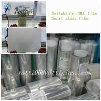 2017 new product pdlc smart film for car use and building use from manufacturer China
