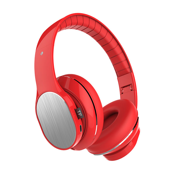 Professional Wireless Headphone Bluetooth With Memory Stereo Bluetooth Headset Flexible Hands Free Wireless Headphone Headband