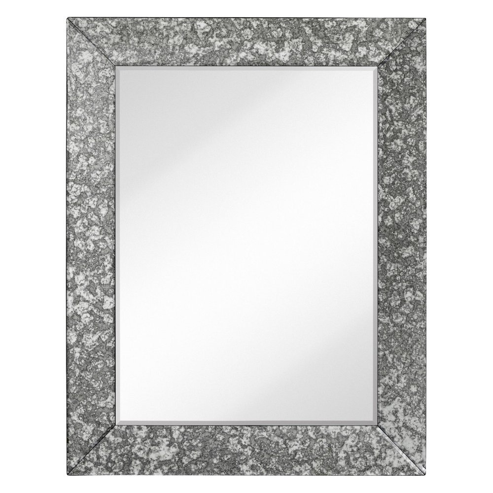 Buy Majestic Mirror Antique Mirror Panels Framed Beveled Glass Wall ...