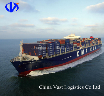 Logistics services cheap sea freight ocean freight rates from china to Caribbean